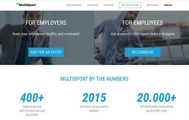 Benefit Systems International - screenshot 3